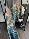 😜 Свитшот - Мужской базовый свитшот черный с крокодилами, фото 4