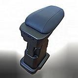 Підлокітник Armcik S1 з зсувною кришкою для Peugeot Partner II / Tepee 2008-2018, фото 2