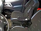 Підлокітник Armcik S1 з зсувною кришкою для Peugeot Partner II / Tepee 2008-2018, фото 10