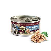Влажный корм для кошек Carnilove Salmon & Turkey (лосось и индейка), 100 г