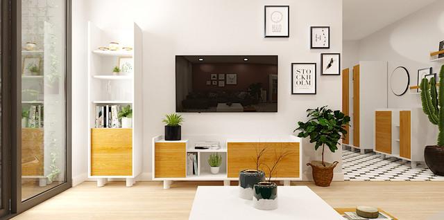 Мебель для гостиной. Мебельная фабрика WOSCO