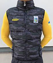 Жилетки Bosco Sport Україна. Камуфляж. Колекція 2020