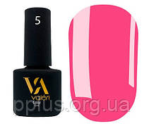 Гель-лак Valeri 05 (Розовый Барби эмаль)