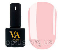 Гель-лак Valeri 01 (Нежно-розовый эмаль)