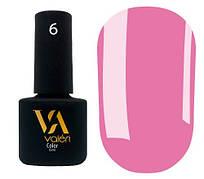 Гель-лак Valeri 06 (Сиренево-розовый эмаль)