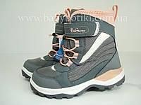 Зимние ботинки B&G Termo. Размеры 34., фото 1