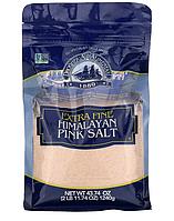 Розовая гималайская соль мелкого помола, Drogheria & Alimentari, 1240 г