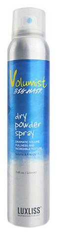 Пудровый спрей для объема LuxLiss Volumist Dry Powder Spray 220 мл, фото 2