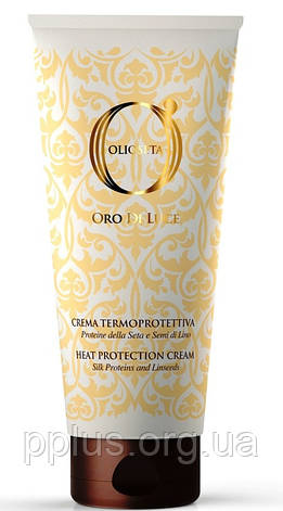 Крем термозащитный  Barex Olioseta Oro Di Luce 200 мл, фото 2