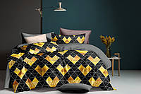 Двуспальное постельное белье 180х220 сатин_хлопок 100% (15500), фото 1