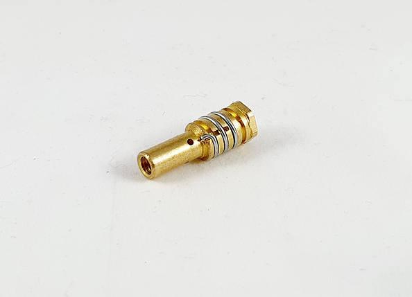 Держатель газового сопла для полуавтоматической горелки МВ-14 М8 левая резьба., фото 2