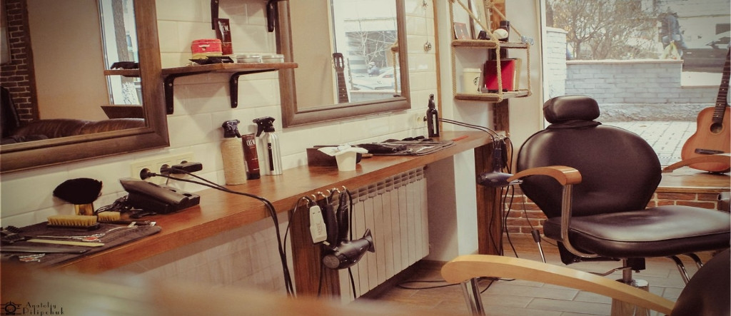 Салоны Barbershop Gentlemen`s Club в Киеве 15