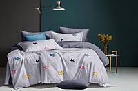Двуспальное постельное белье 180х220 сатин_хлопок 100% (15503), фото 1
