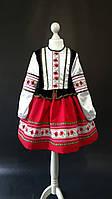 Українська сукня для дівчинки Український народний костюм