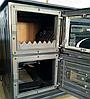 Duval EK-5237 BL отопительно-варочная печь серия SUREL Black Edition, фото 5