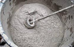 Використання цементу в приготуванні пінобетону