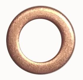 Шайба медная 10х16х1,5