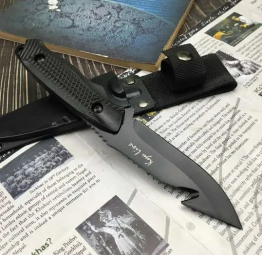 Ніж нескладний Kyu Line knife