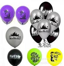 Набір кульок з латексу фортнайт асорті