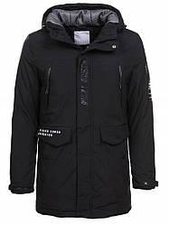Куртка-парка мужская єврозима удлиненная Glo-Story
