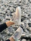 Кроссовки женские Nike Air Force Reflective, серые, фото 9
