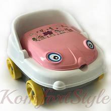 Горшок для детей музыкальный «Car» Irak Plastik CM-140