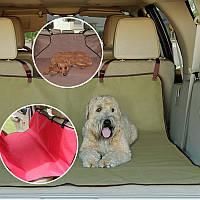Підстилка для тварин в автомобіль Pet zoom lounge Килимок для тварин, авто-килимок для собак і кішок