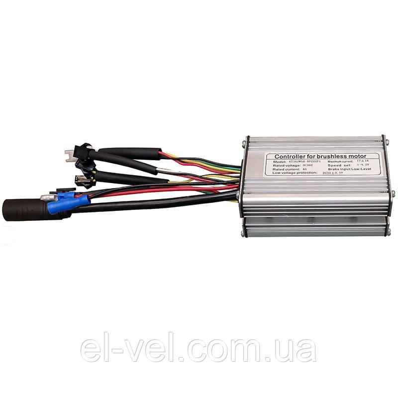 Контролер KUNTENG KT36 17A 36В 250-400Вт для LCD