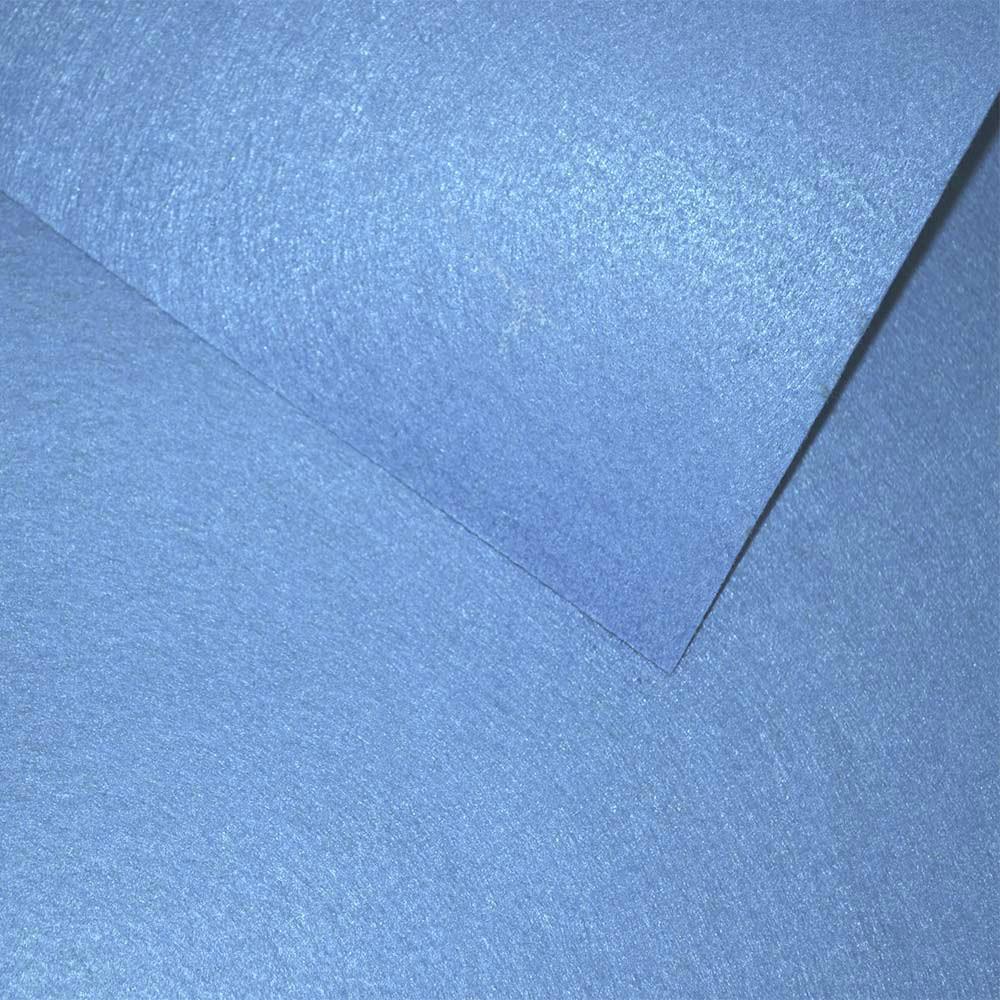 Фетр голубой 40*50 см.