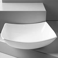 Салатник квадратний для однієї персони Luminarc Quadrato White 140 мм (Н3668)
