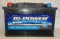 Аккумулятор автомобильный 140Ач EN900А 3(L+) CA (513x189x223) BI-POWER (производство Запорожье)
