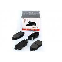 Колодки тормозные задние KIMIKO Чери Тигго 2 / Chery Tiggo 2  J42-3502090-KM