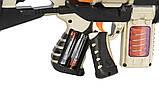 Іграшковий кулемет зі світлом і звуком + ліхтарик, 52 см, Same Toy, фото 7