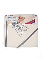 Детский аксессуар -полотенце уголок от немецкого бренда Lupilu, фото 1