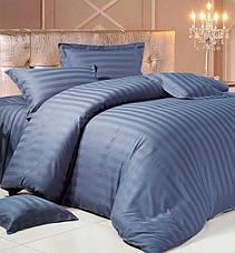 Страйп-сатин (100% хлопок) Евро комплекты постельного белья