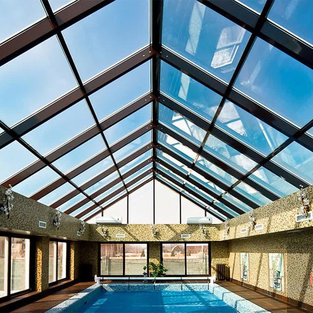 Скляні дахи