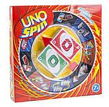Настольная игра Uno Spin (0129R), фото 2