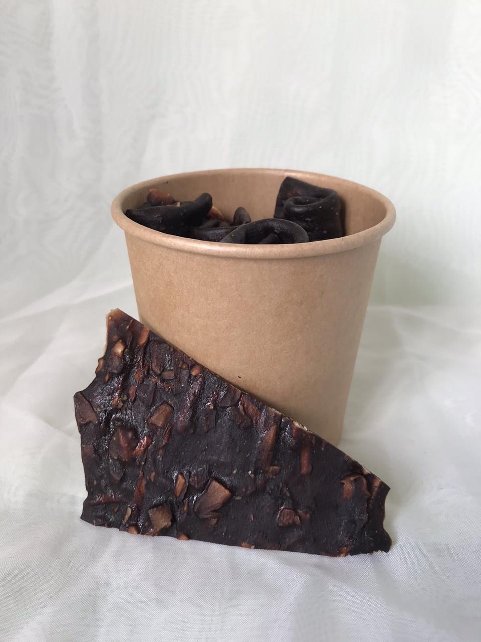 Натуральна шоколадно-горіхова пастила. БЕЗ ЦУКРУ.