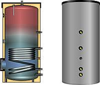Бойлер косвенного нагрева (бак ГВС) с 1-м змеевиком ЕBS-PU 200  MEIBES- Huch (Германия) с несъемной изоляцией