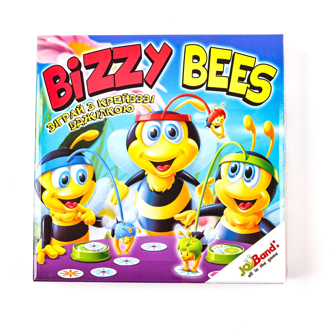 Настольная игра JoyBand для детей 6-13 лет Трудолюбивые пчелки (70000) (4897021196753)