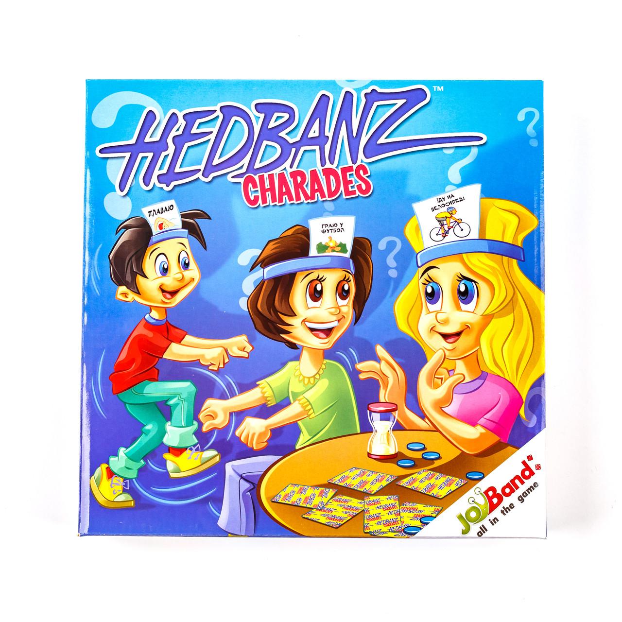 Настольная игра JoyBand-Trends для детей 7-15 лет Что я делаю? (23750) (4897021195893)