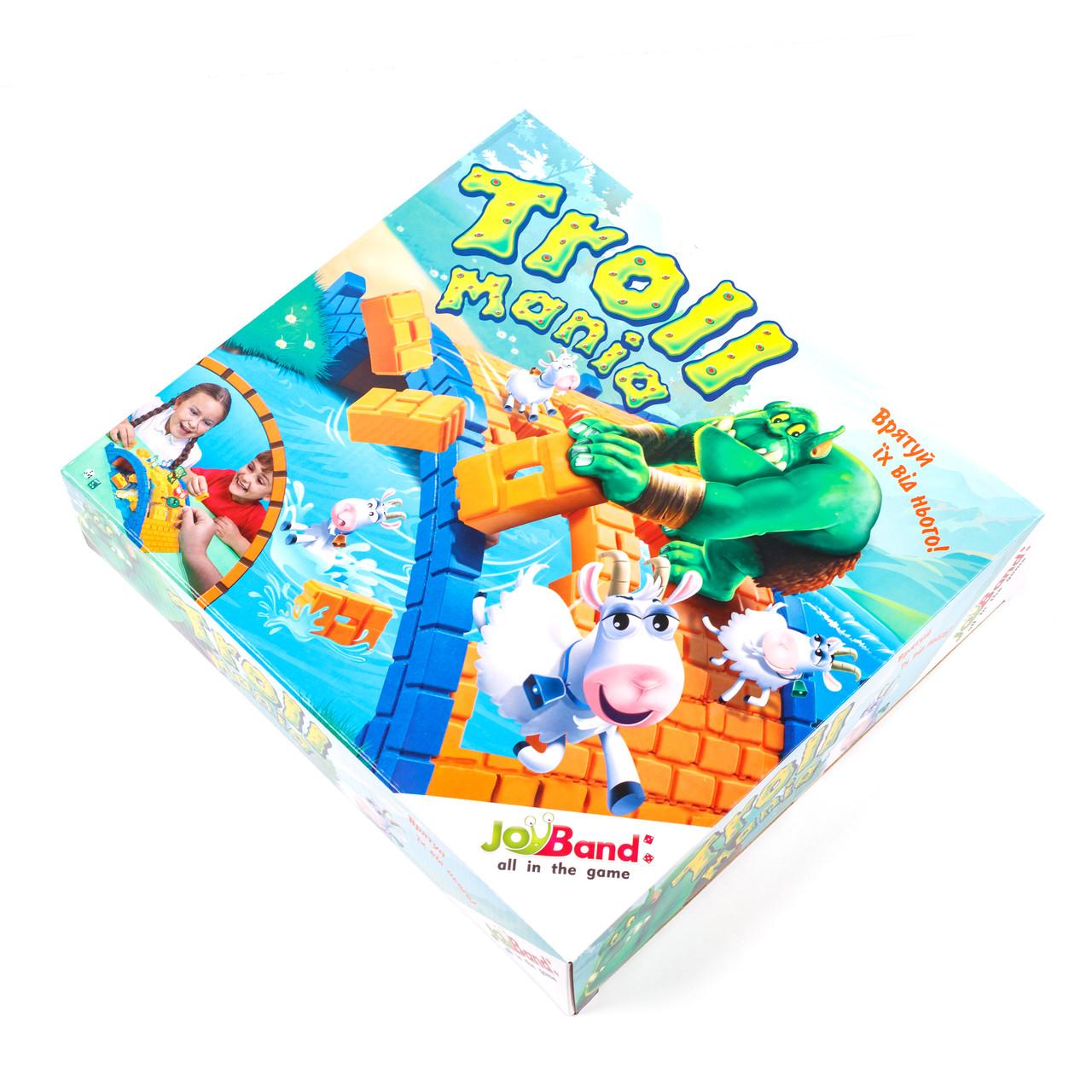 Настільна гра JoyBand Тролі (GWD002) (0604310793999)