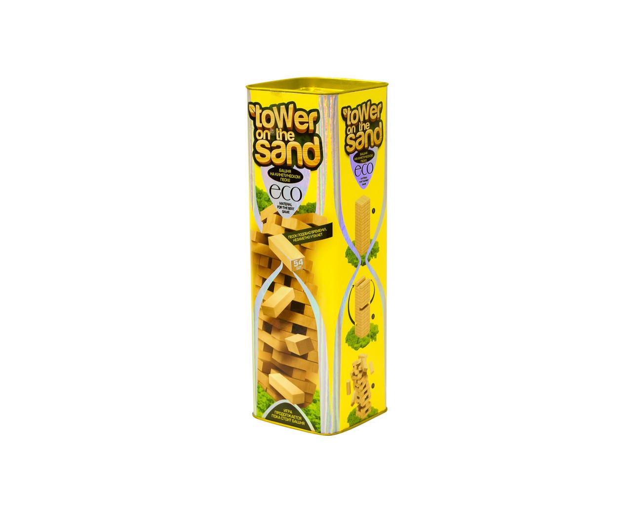 Настольная игра Danko Toys Tower on the Sand