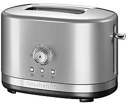 Тостер KitchenAid 5KMT2116ECU, сріблястий