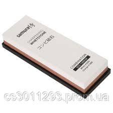 Камінь Точильний Водний Комбінований Зернистість 3000/8000 Samura SCS-3800/U