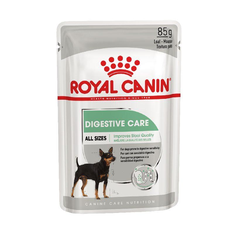 Royal Canin (Роял Канин) Digestive Care Loaf - Консервированный корм для собак с чувствительной пищеварительной системой (паштет)