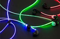 Наушники светящиеся Glow
