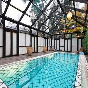 Скління басейнів