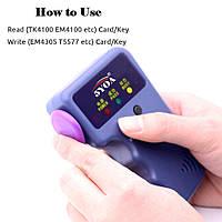 Дублікатор програматор RFID 125KHz електронних ключів для домофону. Код 142