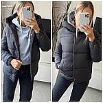 """Жіноча куртка """"Манреп"""" від Стильномодно, фото 3"""